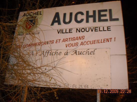"""Auchel """"ville nouvelle"""" ??"""